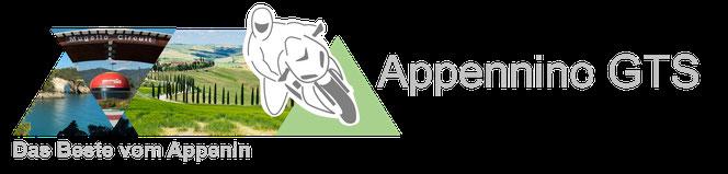 Appennino -  Motorradtour durch Italien bis Sizilien