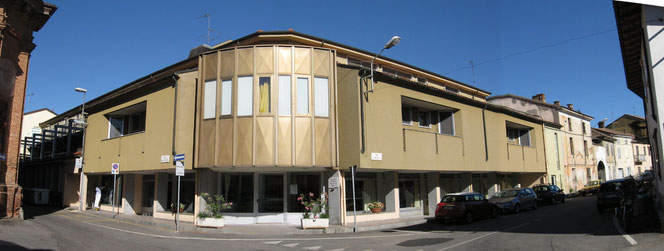 Pensionato Sannazzarese, via Incisa 1 - Sannazzaro de' Burgondi (PV)