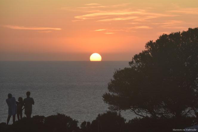 Coucher du Soleil Majorque