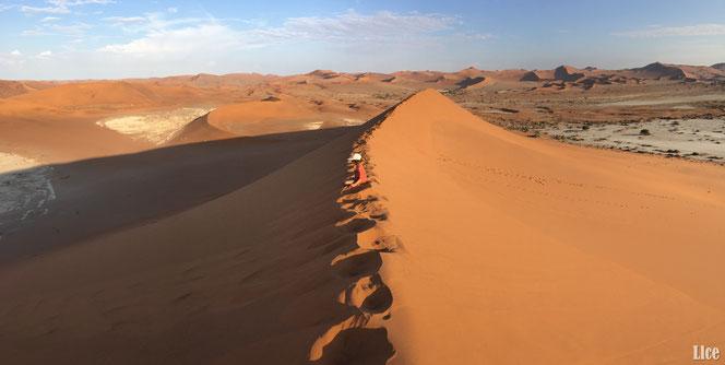 Deadvlei Namibie