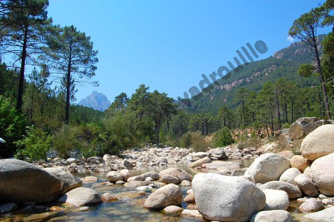 rivière Solenzara