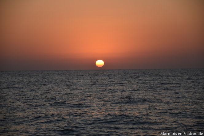 Lever du Soleil Majorque