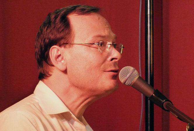Manfred Billmann, 12.9.14, Foyer Ev. Gemeinde