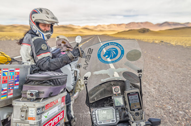 Chile - Argentinien - Motorrad - Reise - Paso San Francisco - Anden - Vulkane