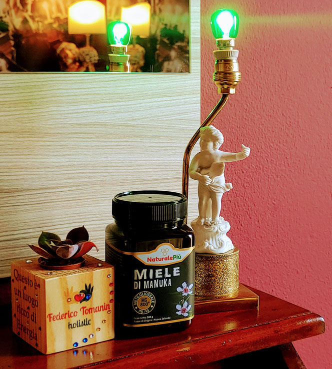 Il mio miele di Manuka, MG 800+