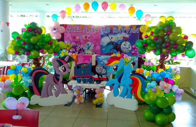 fiesta de my little pony