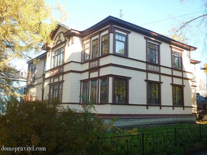 Гатчина, Чкалова 61