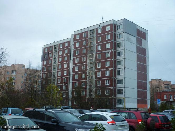 Дом по адресу: Гатчина, проспект 25 Октября 46 корпус 1