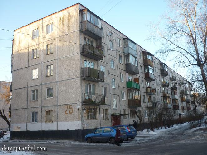 Улица 7 Армии дом 25 в Гатчине