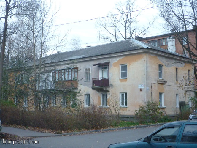 Володарского 3А в Гатчине