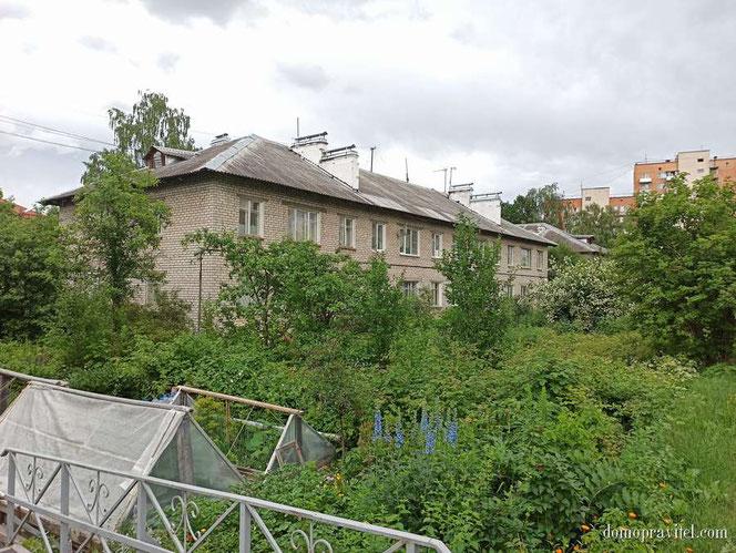 Русинова 12 в Гатчине