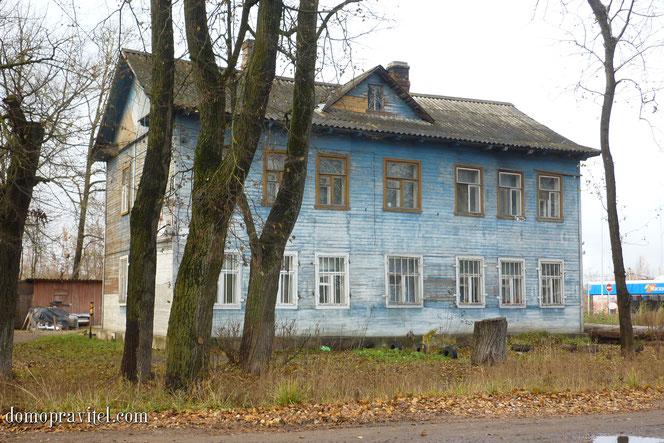 Гатчина, Киевская 23