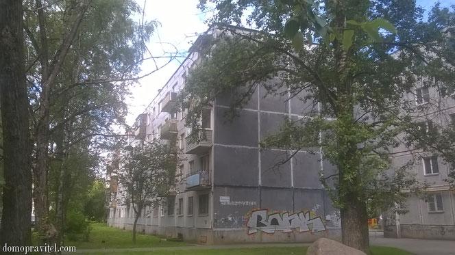Инженерный переулок, дом 1 в Гатчине