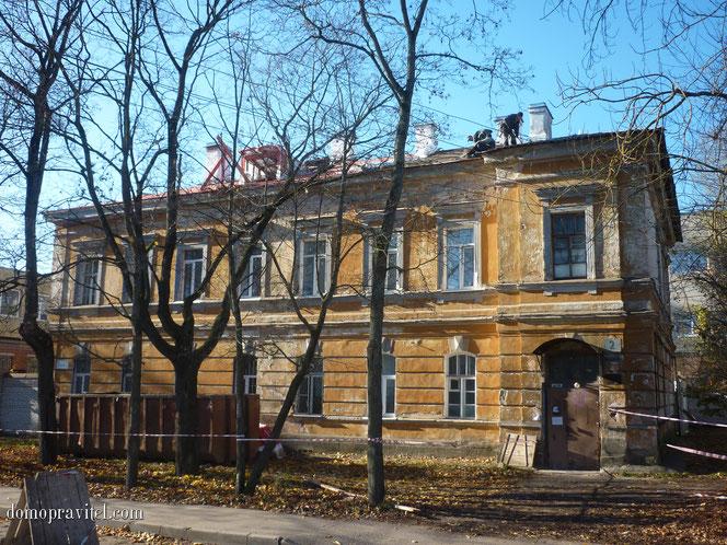 Урицкого 2 в Гатчине - капремонт
