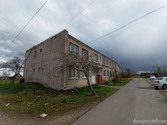 Деревня Вопша, дом 1