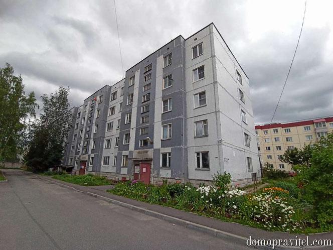 Вайялово 1, Городок Ижора 1