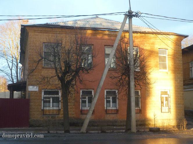 Люциевская 43 в Гатчине