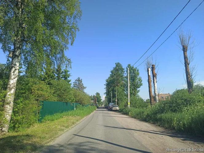 Деревня Ижора, Гатчинский район, Веревское поселение