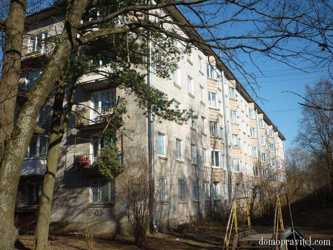 Хохлова 19, Гатчина