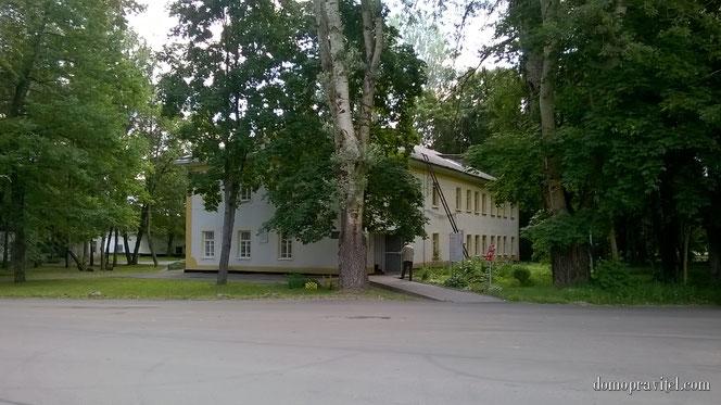Музей-усадьба Ганнибала в Суйде