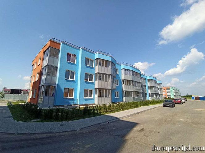 Ново-Антропшинская улица, 6к1