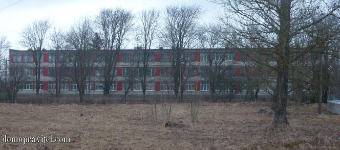 Школа в Пудости