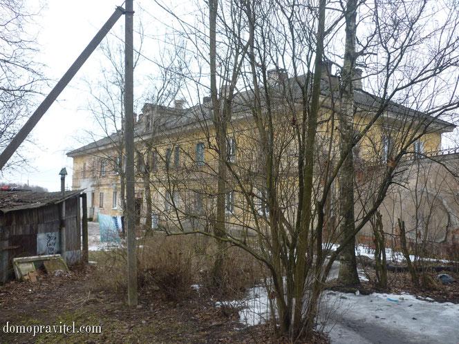 Гатчина, Киевская 10