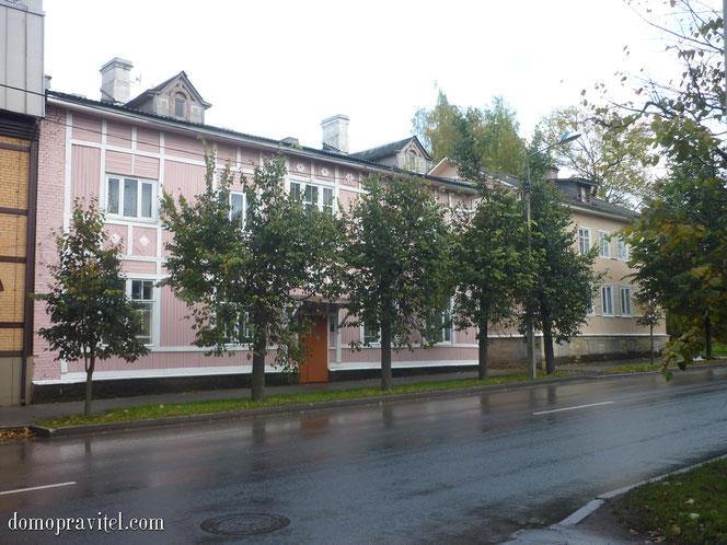 Гатчина, Чкалова 57