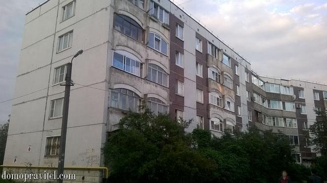 Проспект 25 Октября, дом 71 в Гатчине