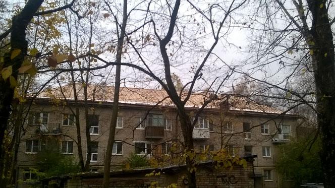 Капремонт Достоевского 16 в Гатчине