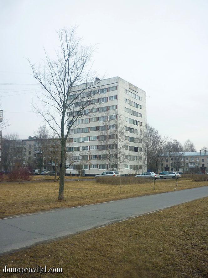 Озерковая 33 в Петергофе