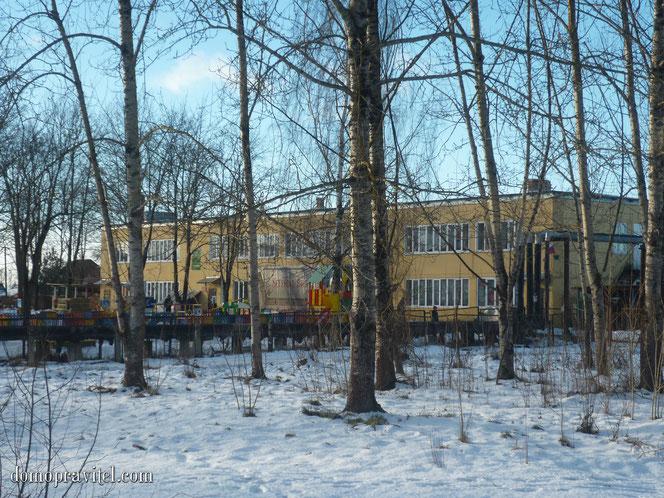 Детский сад в Больших Колпанах