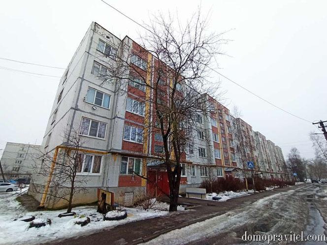 Большие Колпаны, улица 30 лет Победы 11