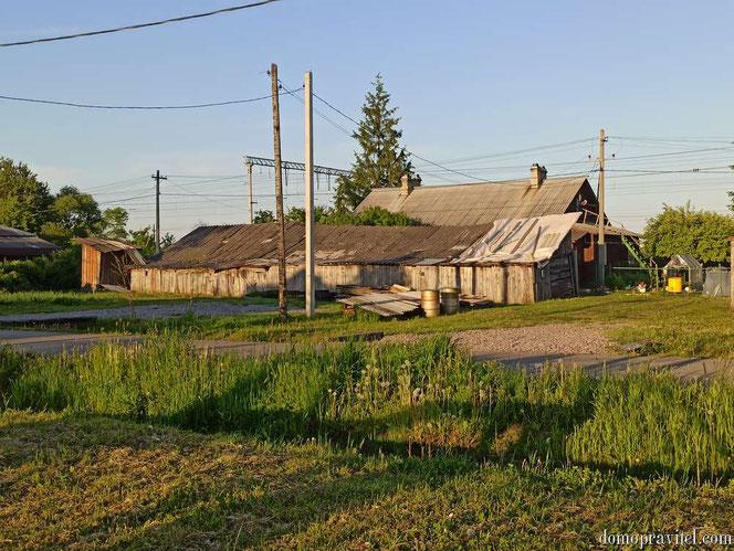Поселок Станция Верево