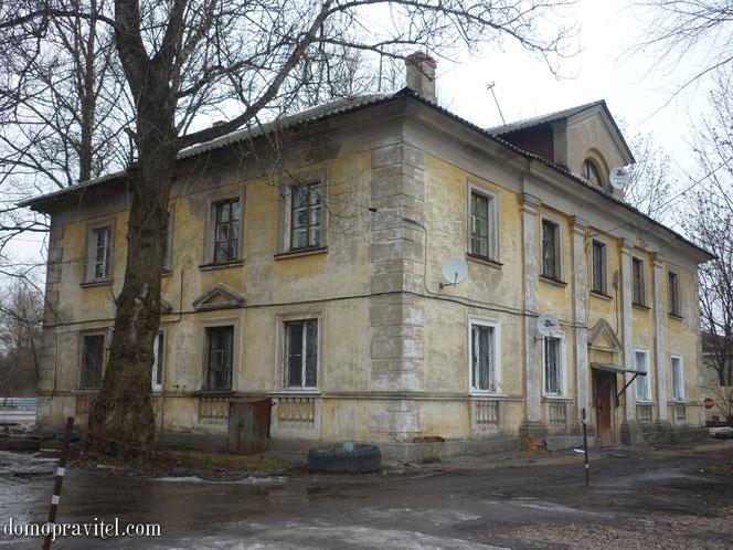 Гатчина, Киевская 6