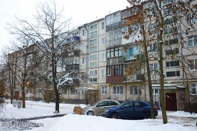 Киргетова 11А в Гатчине