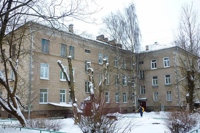 Гагарина 17 в Гатчине