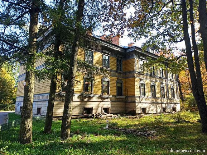 Гатчина, Чкалова 5