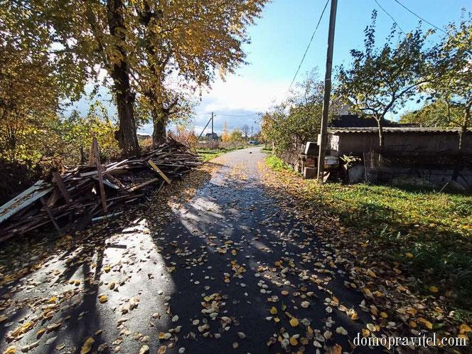Деревня Тяглино, Гатчинский район