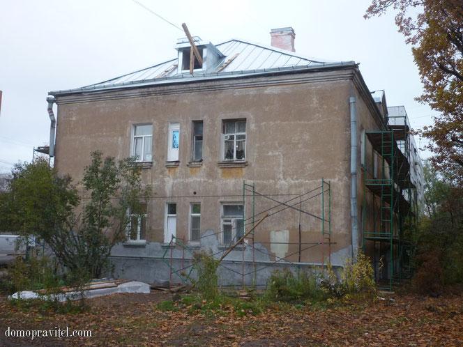 Урицкого 4 в Гатчине