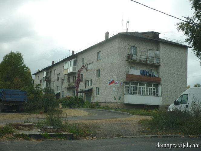 Поселок Кобринское, ул. Центральная, дом 1А