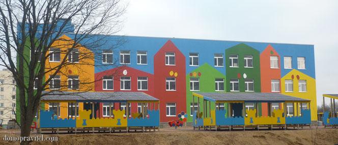Детский сад №46 в Гатчине