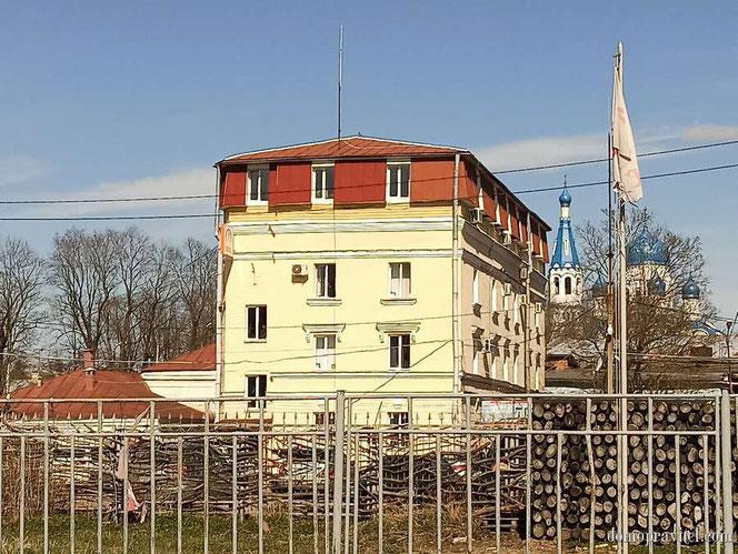 Гатчина, Чкалова 62