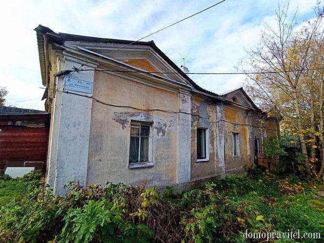 Гатчина, Киевская 3А