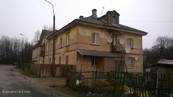 Киевская 10 в Гатчине