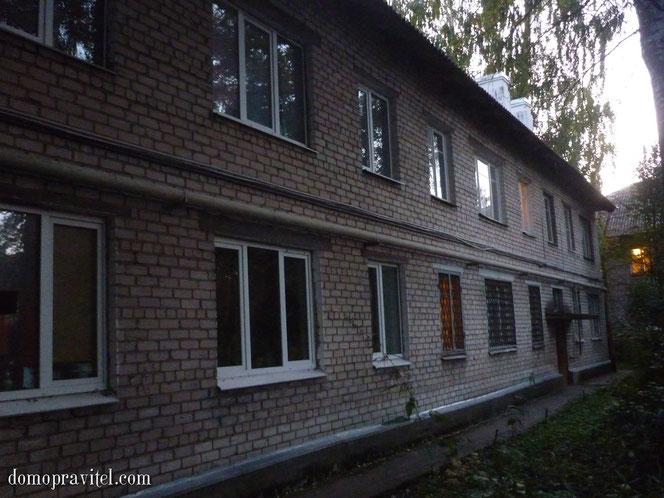 Гатчина, Русинова 4