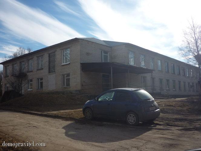 Парикмахерская в Новом Учхозе