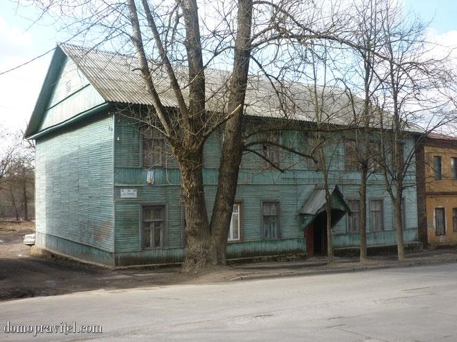 Гатчина, Чкалова 22