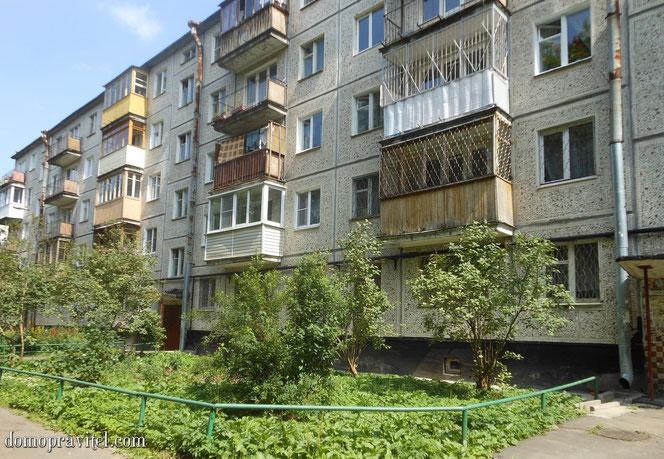 Дом на Урицкого 28 в Гатчине