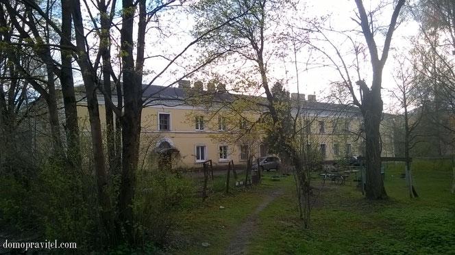 Киевская 1 в Гатчине